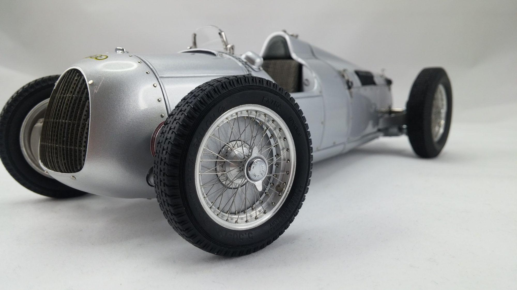 Auto Union Type C profile