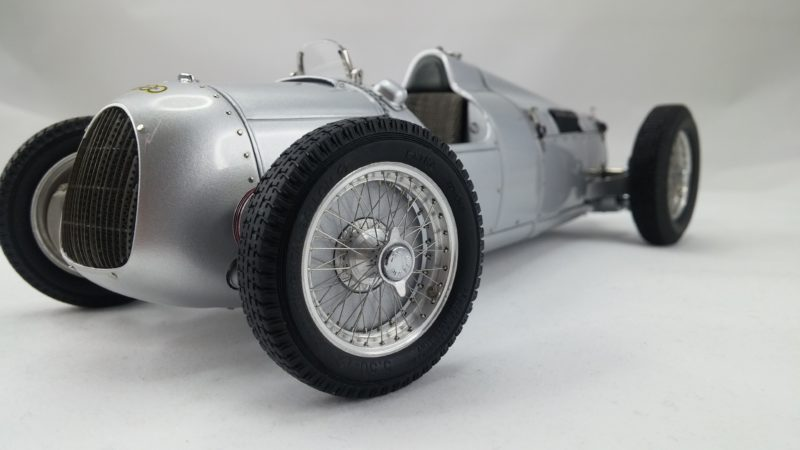 Auto Union Type C profile