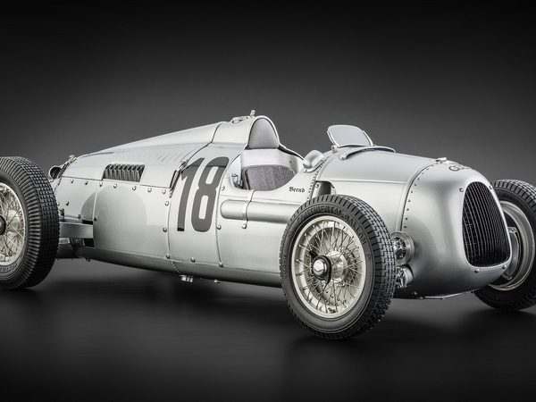 Auto Union Type C Model Car By Cmc Classic Model Cars Usa
