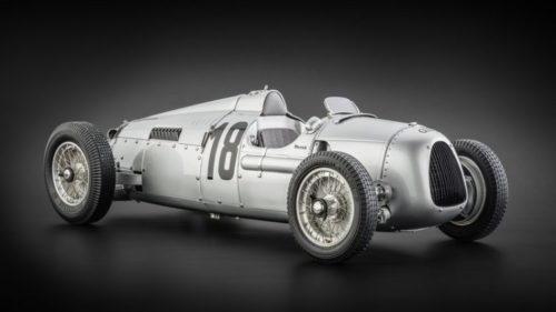 Auto Union Type C Model Picture