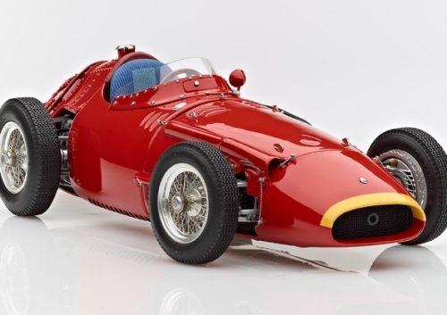 Maserati 250F Model Car Picture