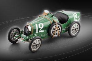 Bugatti T35 Nation Colour Project England