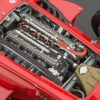 Maserati 250F model car engine by CMC n the 1:18 scale.