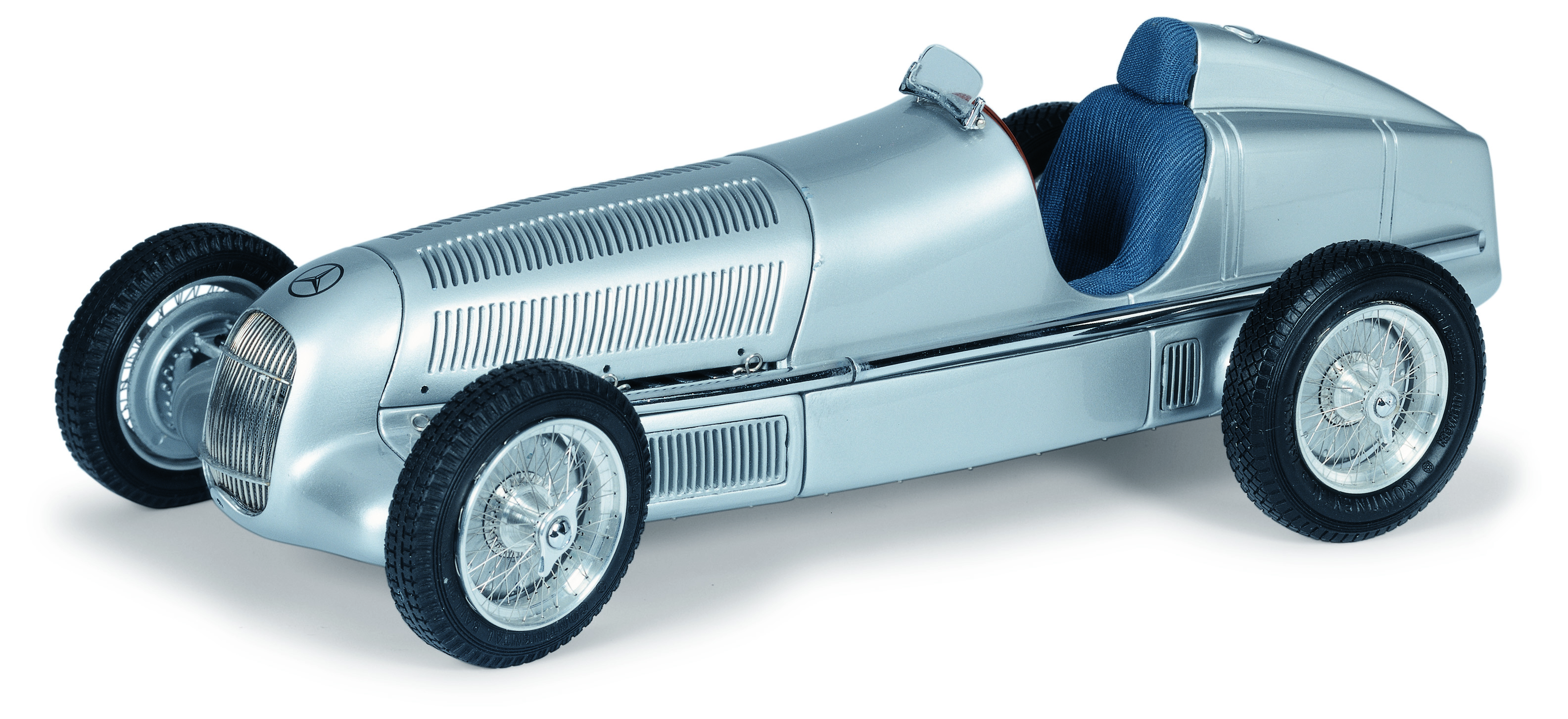 1934 Mercedes-Benz W25 1:18 scale model car by CMC USA