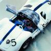 Maserati Tipo 61 open doors
