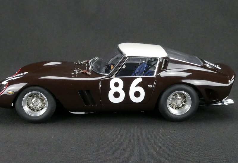 cmc ferrari 250 gto 1962 targa florio cmc model cars usa. Black Bedroom Furniture Sets. Home Design Ideas