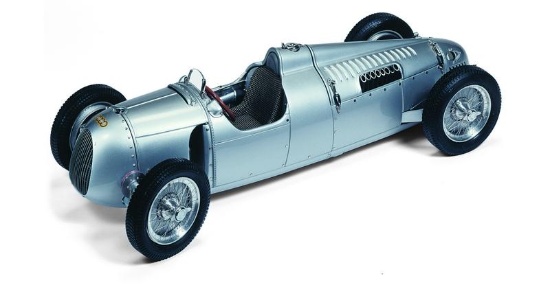 Auto Union Type C 1936-1937