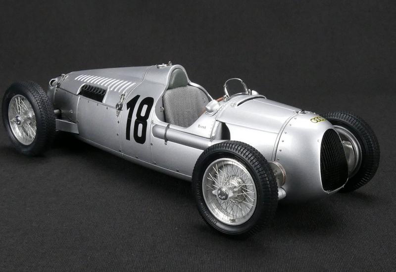 Auto Union Type C - Eifelrennen 1936
