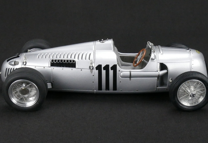 Auto Union Type C - Hill Climber Version 1937