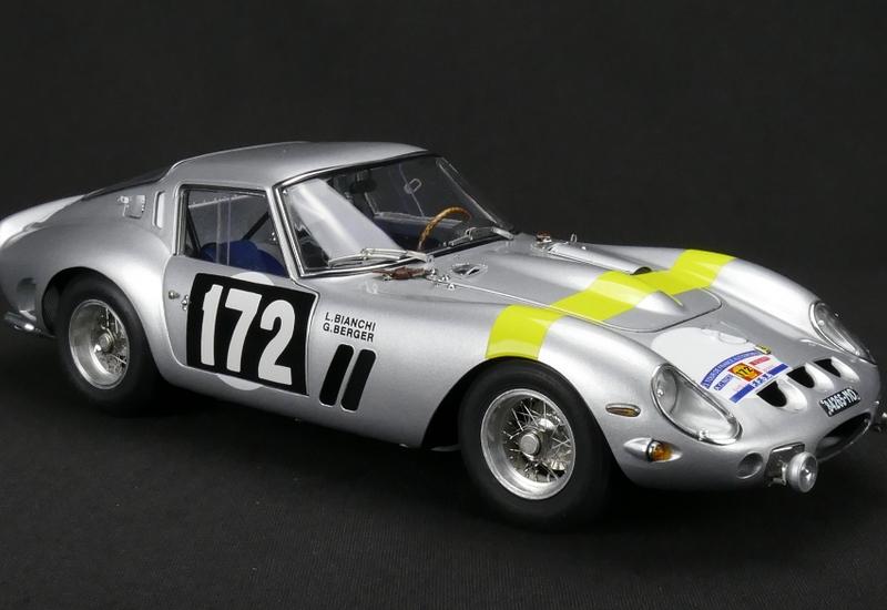 CMC Ferrari 250 GTO Tour de France 1964