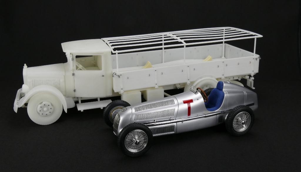 Mercedes-Benz Racecar Truck LO 2750 1934-38