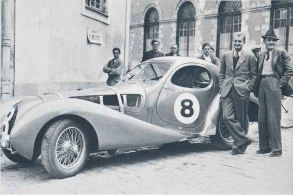 Talbot-Lago 150 C-SS Le Mans 1939