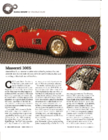 MESH New England Maserati 300S review page 1