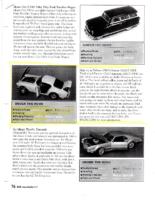 Model Cars.B