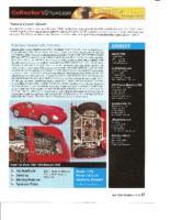 Model Cars Maserati 300S review