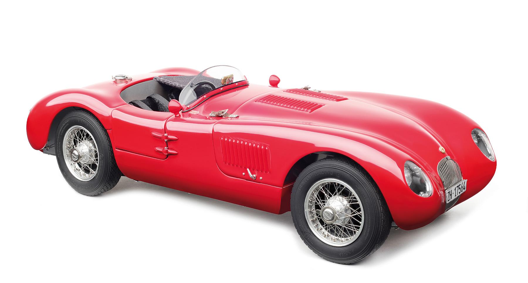 CMC Jaguar C-Type ...